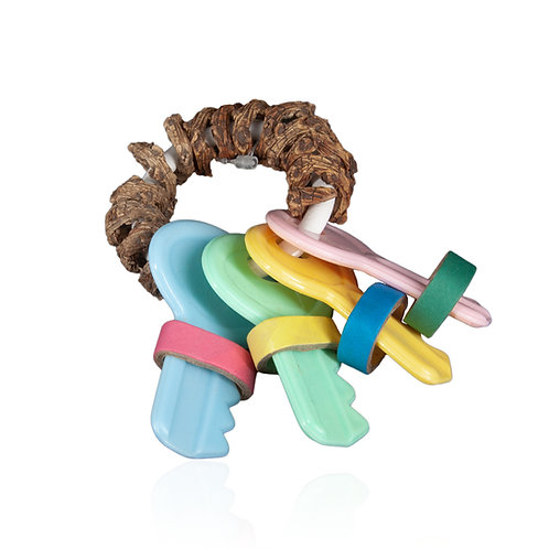 Beemer Keys Foot Toys