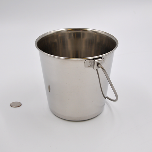 3 Quart Stainless Steel Bucket