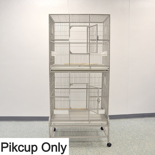 Double Stack Flight Cage