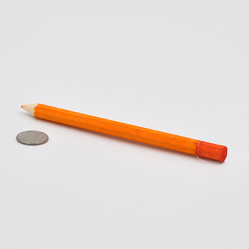 Small Wooden Pencil Foot Toy