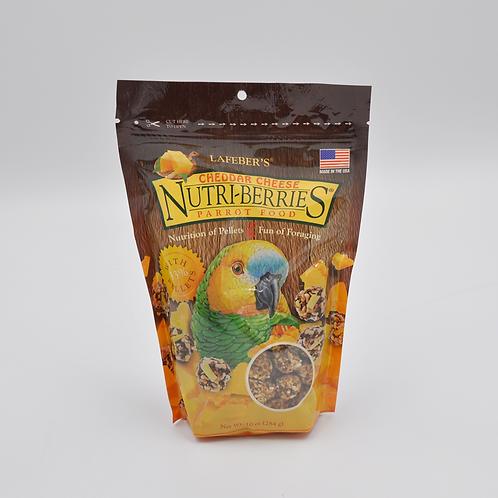 Nutri-Berries Cheddar Cheese 10 oz