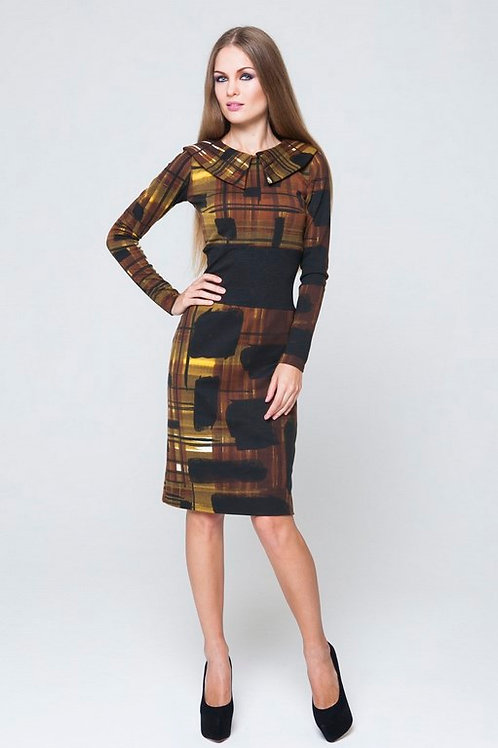 Теплое платье Рикса