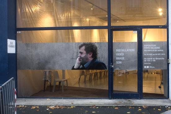 Exposition Pippo Delbono