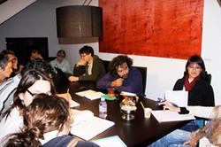 Atelier écriture Elie Briceno