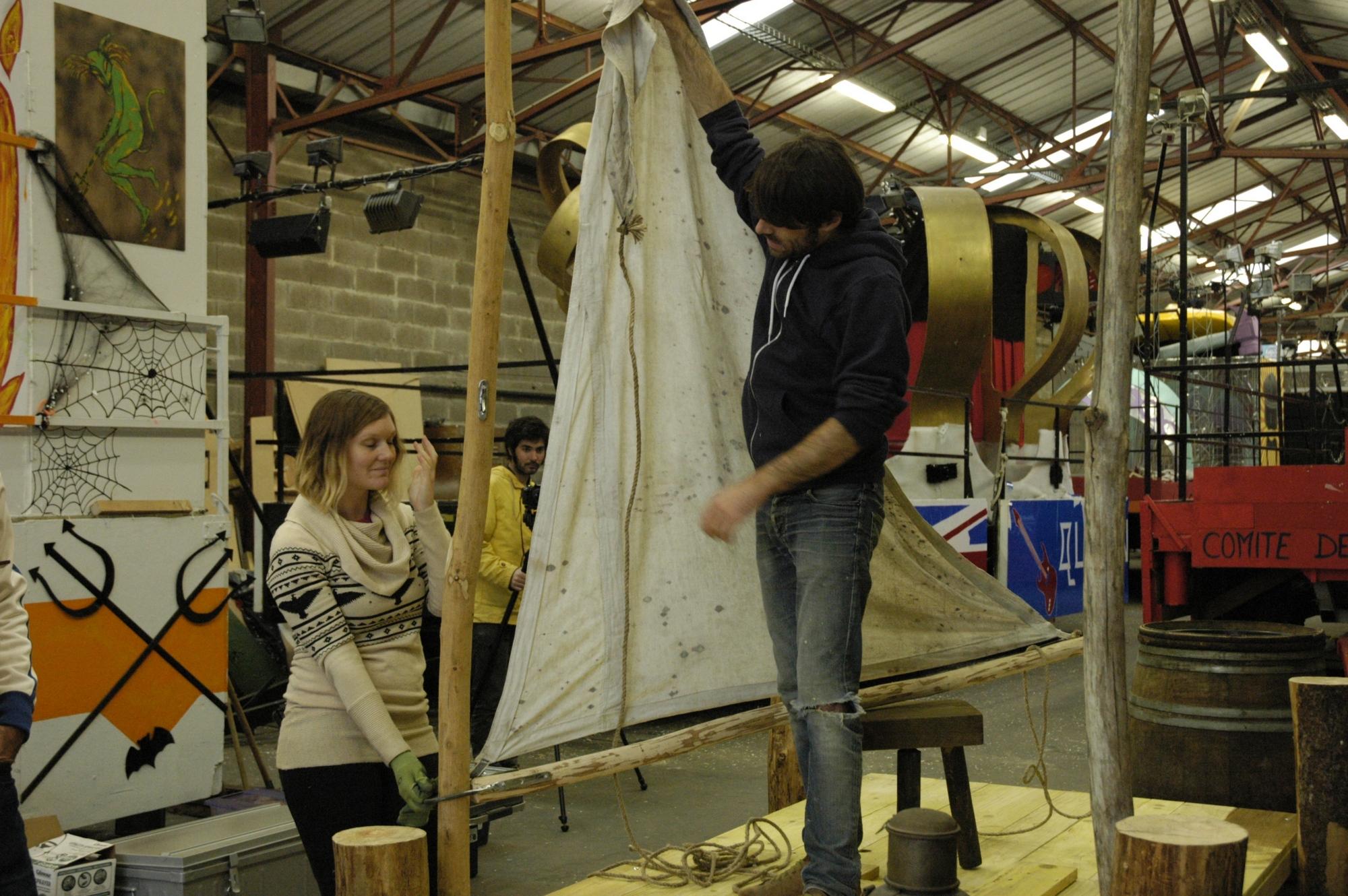 Atelier patines du décor