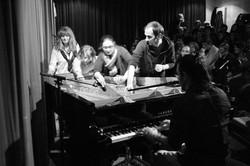 Performance piano arrangé/ Bertsular