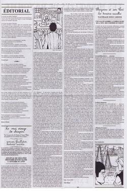 Journal Les Nouvelles de Bayonne