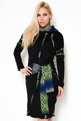 Платье Трансформер от российского дизайнера одежды Полины Ефимовой