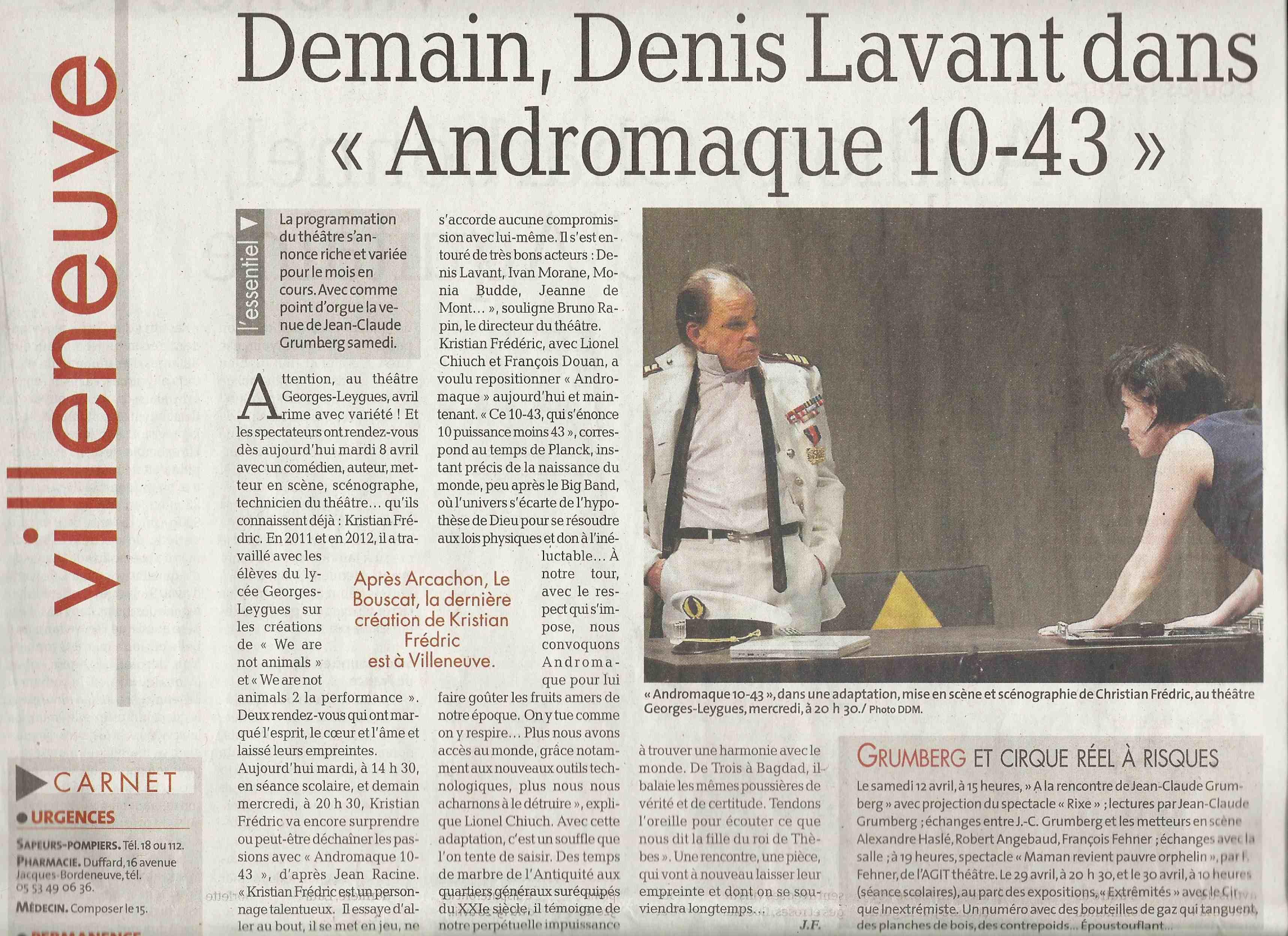 Andromaque 10-43