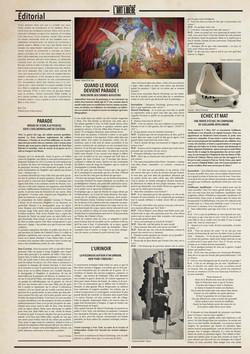 Journal L'Art Libéré - P 2