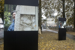 Exposition Pippo Delbono - Photo