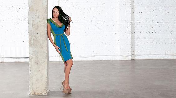 Красивые, элегантные платья от российского дизайнера одежды Полины Ефимовой