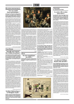 Journal Le Messager p3
