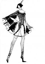 Дизайнерская одежда от российского дизайнера одежды Полины Ефимовой