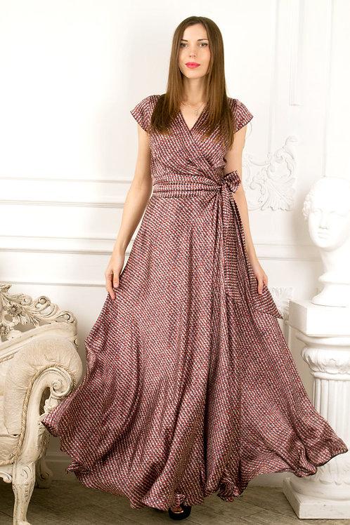Платье Sirena-Silk(НА ЗАКАЗ)