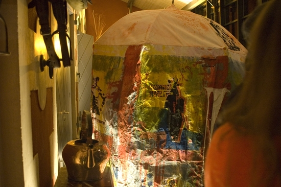 Performance Famille parapluie