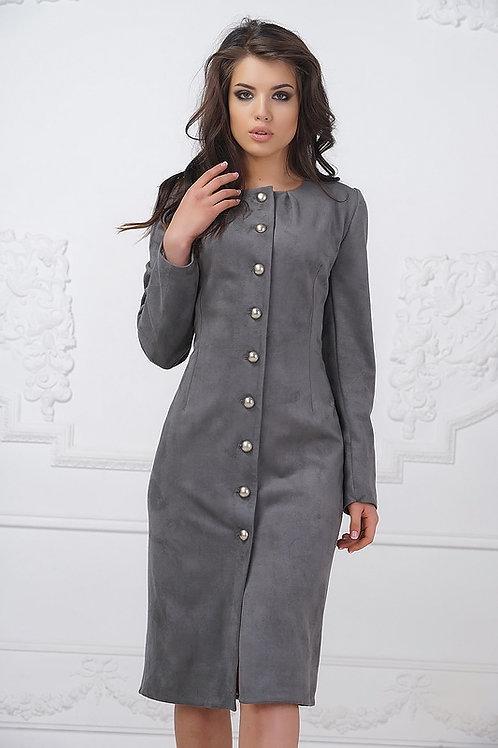 "Платье-пальто ""Icon"""