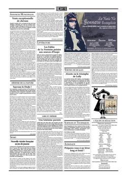 Journal Le messager p4