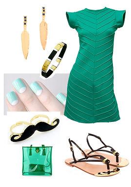 Платье цвета тиффани, бирюзовое платье, мятный цвет в одежде,