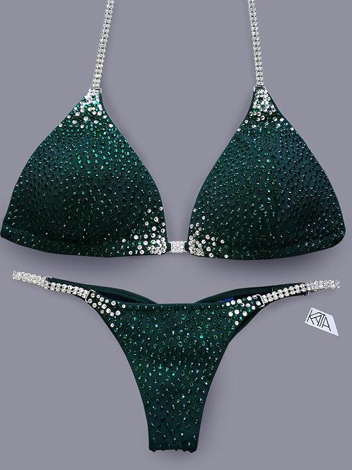 NIXIE competition bikini kata.apparel