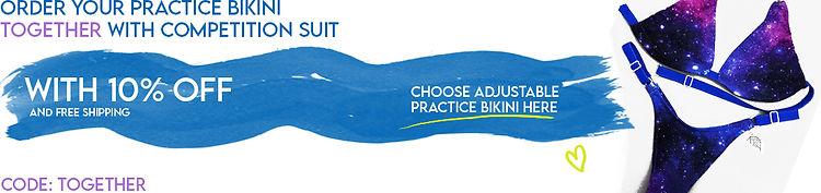 adjustable practice suits for figure