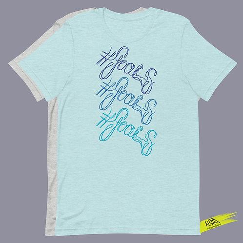 #Goals T-shirt in glacier ombre kata.apparel