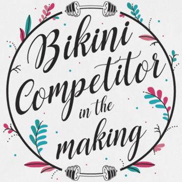 bikini competitor in the making