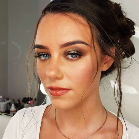 Soft Smoky Eye