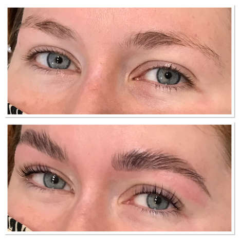 Brow Lamination & Lash Lift