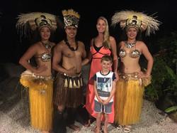 Te Vara Nui, Over The Water Show