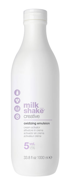 milk_shake creative OXIDIZING EMULSION