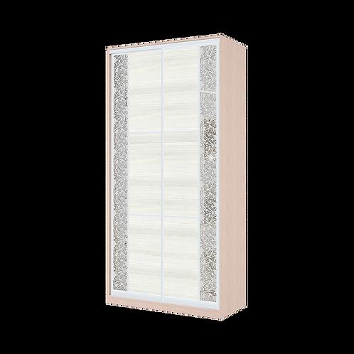 Комплект дверей для шкафа 1500/Модель 4