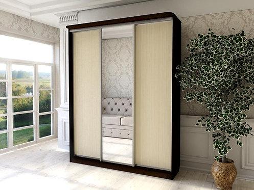 Шкаф 3 (AL) 1800*450+зеркало