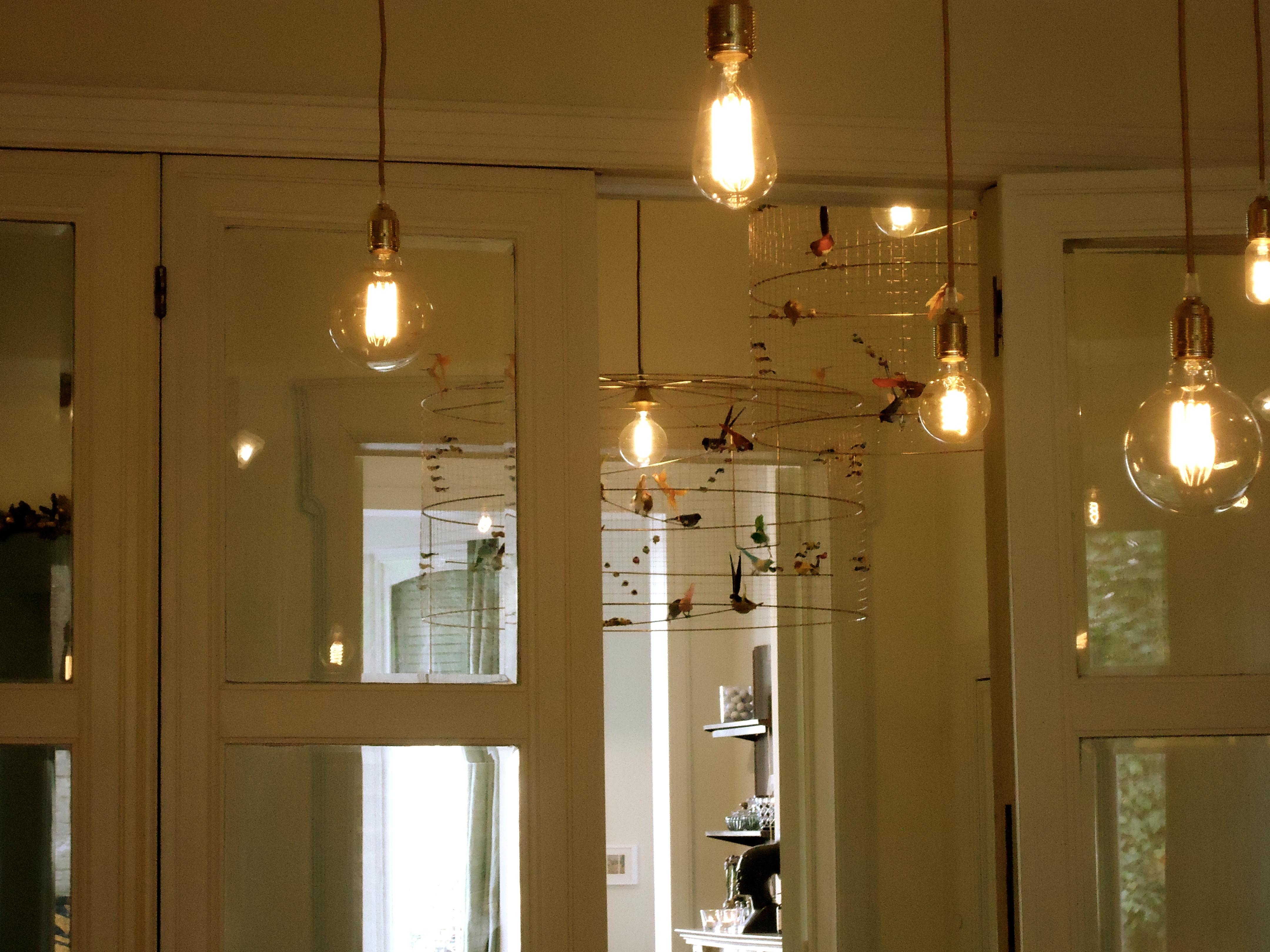 Maison Flagey - Les lumières