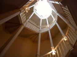 Maison Flagey - La Cage d'escalier