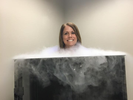 Cryotherapy vs. Inflammation: Freeze the Cause of Disease