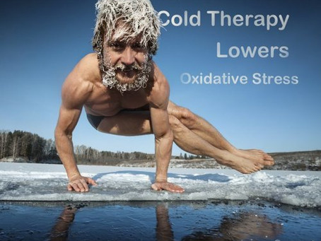 12 Reason You Should Embrace Cold Therapy and Cryotherapy