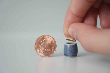 Miniature Lidded Jar