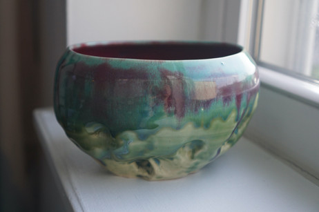 Thrown and Altered Bowl