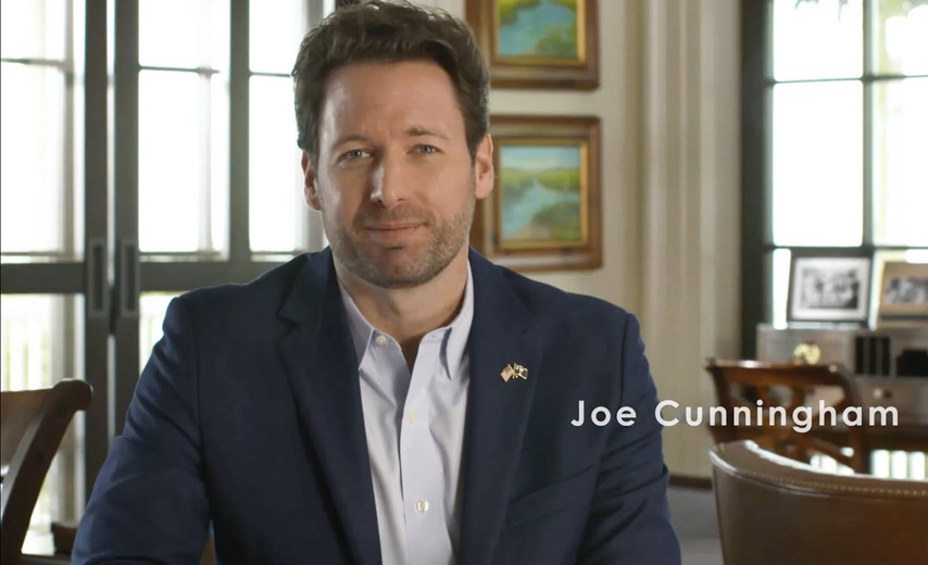 Joe Cunningham for Governor Announcement Video