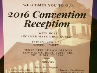 Richland County Dems Host Convention Reception