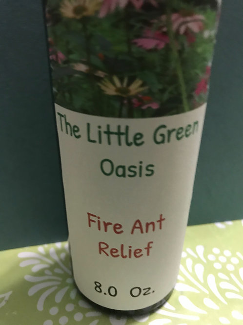 Fire Ant Relief
