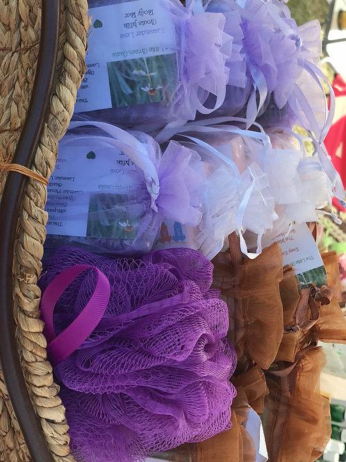 Lavender Love Soap Bar