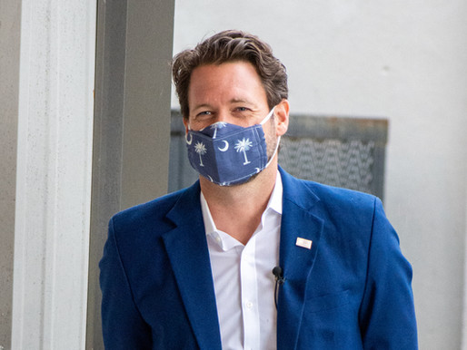 JOE CUNNINGHAM RELEASES STATEMENT ON SOUTH CAROLINA NOW LEADING THE NATION IN COVID CASES