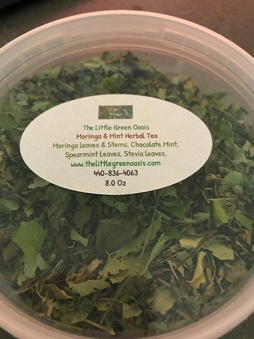 Moringa & Mint Herbal Tea