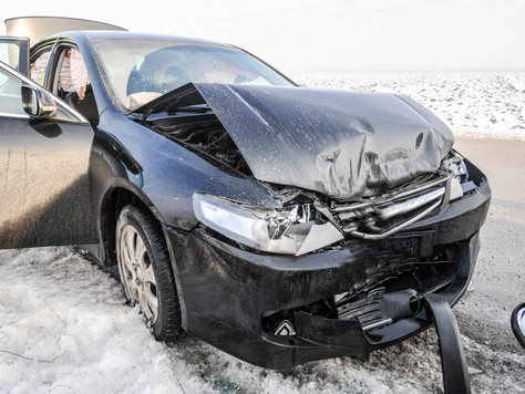 Weather Related Car Accidents
