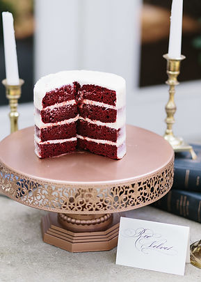 Red Velvet. Photography by Colleen Mathias Photography
