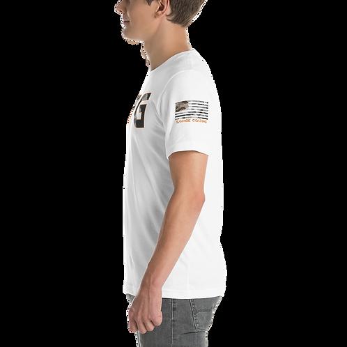 SVG Snow Camo T-Shirt