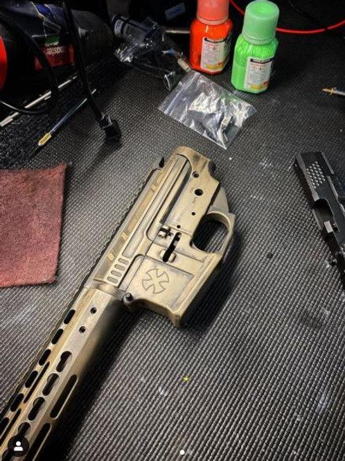 AR15/10 BATTLEWORN