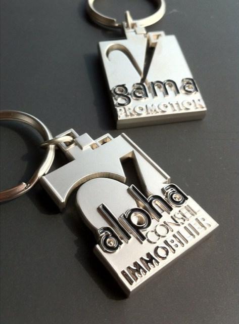Porte clés sur mesure